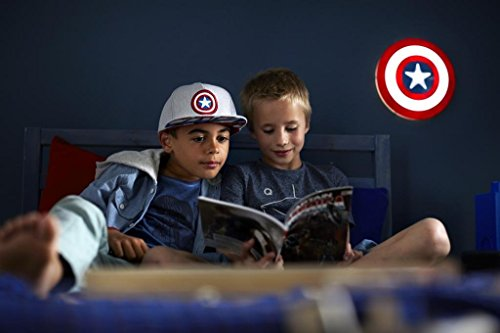 Philips Captain America Shield Wall Night Light Sconce