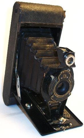 Vintage No. 2-A Folding Cartridge Premo Camera