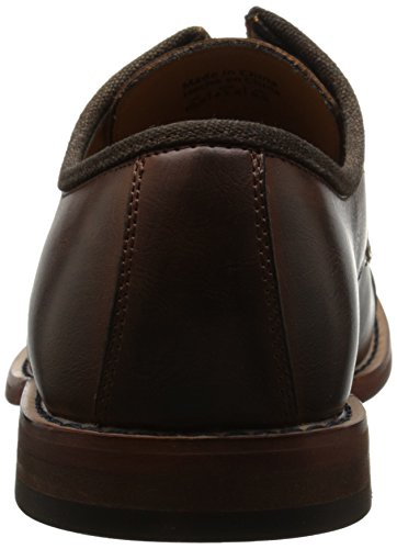 Chiamalo Primavera Mens Gugino Oxford Brown