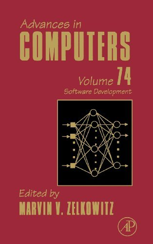 Download Advances in Computers: Software Development: 74 Pdf