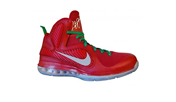 reputable site 6f098 d53db Amazon.com   Nike Lebron 9  Christmas  - 469764-602   Basketball