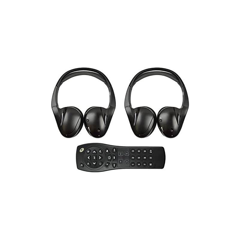 2 GM Headphones & Remote for Chevrolet S