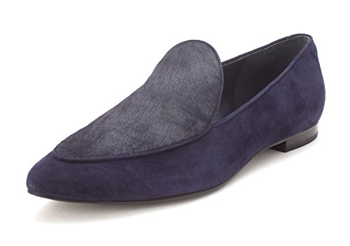 Talla Suede Blue Tanialy Fisher Mocasín Dark Mujeres Marc wZ1pOqCI