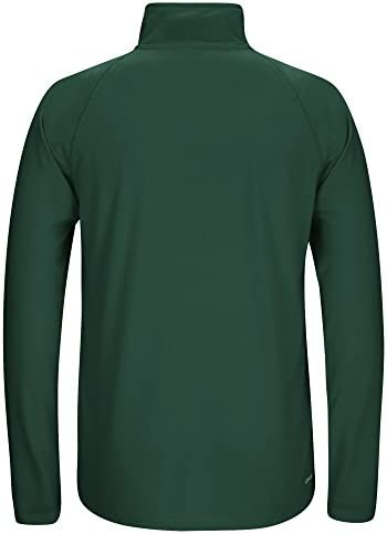 Adidas NHL New York Rangers Climalite Quarter Zip Pullover Jacket