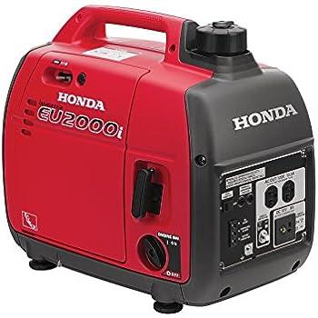 Amazon.com : Honda EU2000I Super Quiet 2000 Watt Portable ...