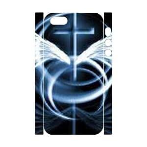 VNCASE Jesus Christ Cross Phone Case For iPhone 5,5S [Pattern-1]