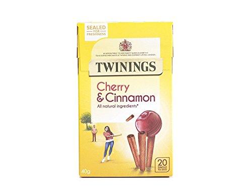 - Twinings - Cherry & Cinnamon - 40g