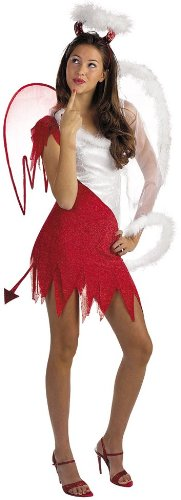 Heavenly Devil Costume - Adult/teen Costume - Adult