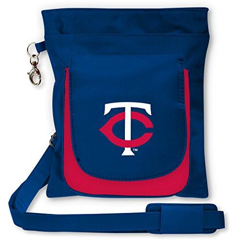 Charm14 MLB Minnesota Twins Crossbody Purse Crossbody Purse-Handbag-Travel