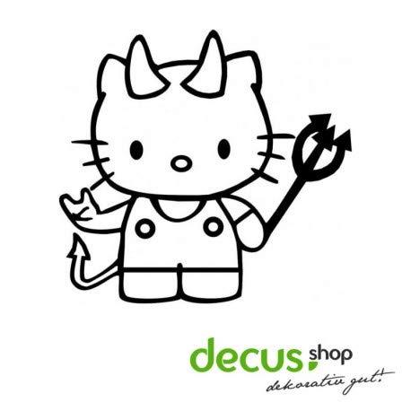 Hello Kitty - Teufel