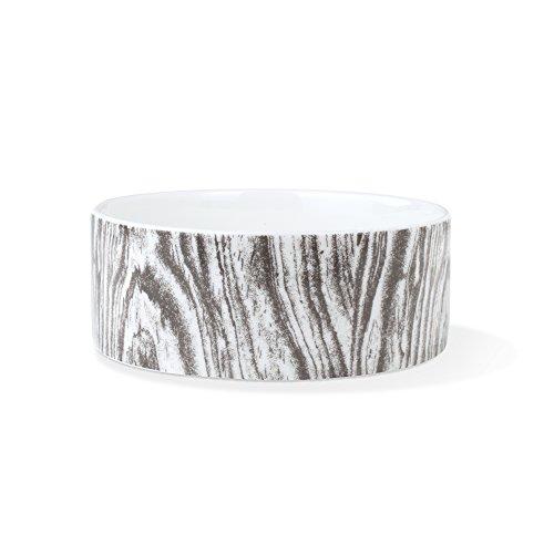 FRINGE STUDIO Tn Wood Grain Medium Straight Bowl ()