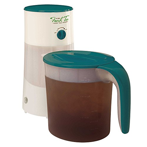 - Mr. Coffee 3-Quart Iced Tea Maker
