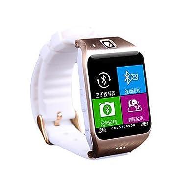 sanniya Smartwatch Card Bluetooth Watch Soporte SIM/TF / NFC ...