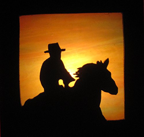 man-and-horse-silhouette-handmade-stained-glass-nightlight