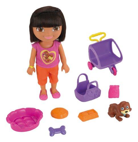 Dora The Explorer Baby Stroller - 8
