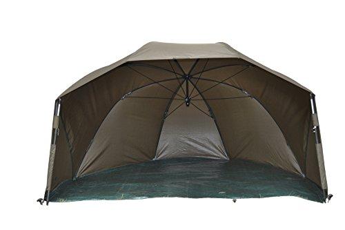 MK-Angelsport Fast Session Brolly Shelter Zelt wie Bivvy Zelt Angelzelt