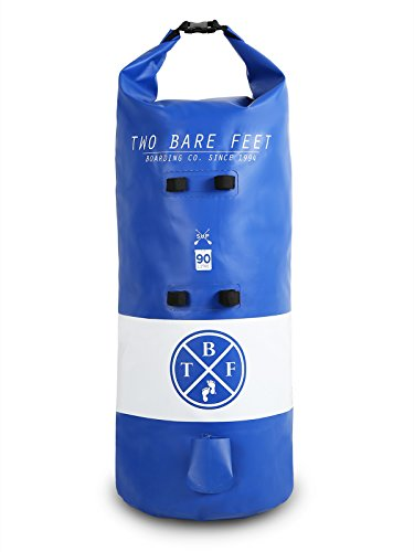 Two Bare Feet Waterproof DryBag Backpack 30L / 60L / 90L for inflatable SUP/Paddleboard/Surfboard/Bodyboard