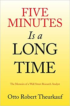 Book Five Minutes Is A Long Time