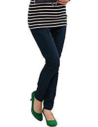 Sweet Mommy Raised Stretchy Maternity Skinny Pants