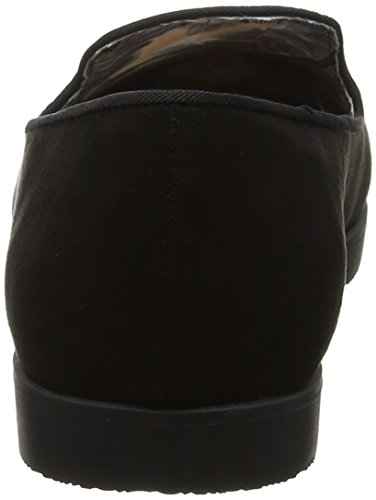 Dolcis Women's Tracey Loafers Black (Black) umjU54zY2I