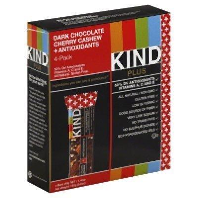 KIND BAR 4PK DRK CHOC CHRY CSH, 5.6 OZ