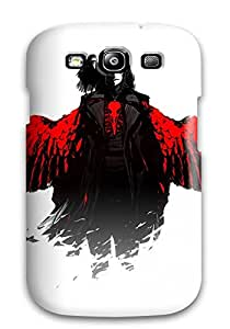 Leslie Hardy Farr's Shop Best Tpu Shockproof Scratcheproof The Crow Hard Case Cover For Galaxy S3 5396479K73664651