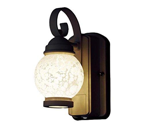 Panasonic(パナソニック電工) 【工事必要】 LEDポーチライト 60形電球1灯相当 密閉型防雨型FreePaお出迎え 明るさセンサ付 オフブ... B00JXF5LAC 14380