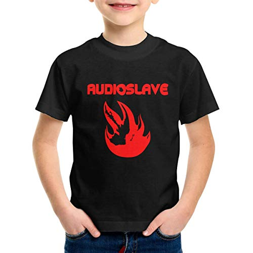 Kangtians Baby Audioslave Short Sleeve Shirt Toddler Tee