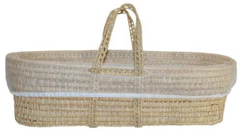 Tadpoles All Natural Organic Storage Basket with Laundry Liner by Tadpoles