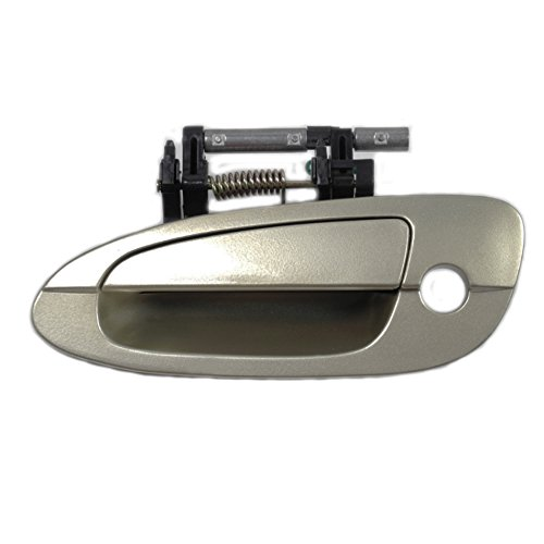 (CF Advance For 02-06 Nissan Altima C12 Coral Sand Metallic Front Left Driver Side Outside Door Handle 2002 2003 2004 2005 2006)