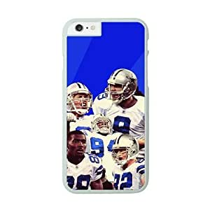 NFL Case Cover For Ipod Touch 4 White Cell Phone Case Dallas Cowboys QNXTWKHE1092 NFL 3D Hard Phone