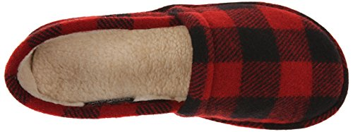 Woolrich Heren Chatham Chill Pantoffel Rode Buffel Check