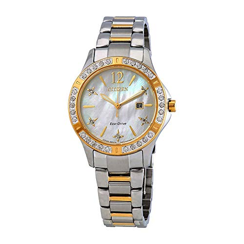 Citizen Watches Women's EW2514-59D Eco-Drive Two-Tone One Size