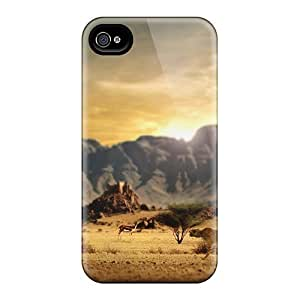 New Luoxunmobile333 Super Strong Wildlife For Case Samsung Galaxy S4 I9500 Cover