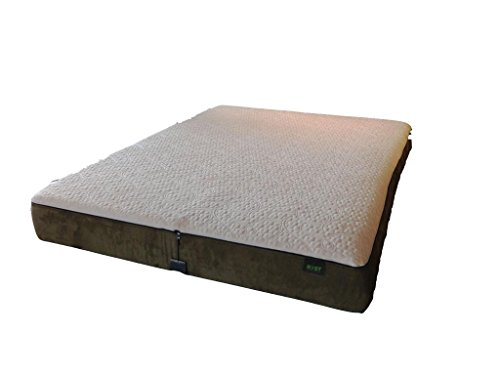 Valencia 6 Gel Memory Foam Bed Made In Usa Short Queen