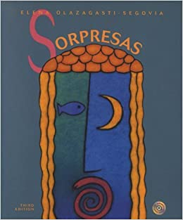 Amazon.com: Sorpresas (with Audio CD) 3rd by Olazagasti ...