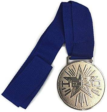 Wreck-It Ralph HERO MEDAL Medallion hero/'s duty