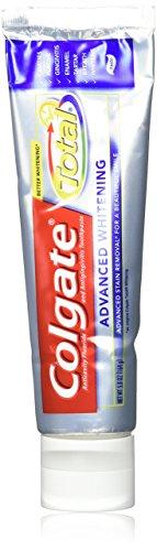 Colgate Tot Adv Wht Pst 5 Size 5.8z Colgate Total Toothpaste Anticavity Fluoride Antigingivitis Adv Whiteneing ()