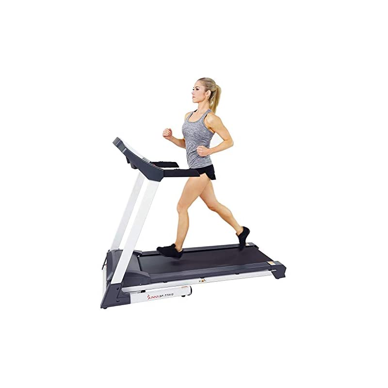Sunny Health & Fitness SF-T7515 Smart Tr