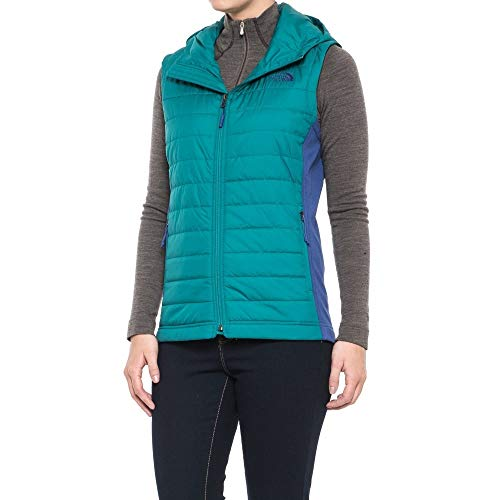 タヒチバーガー剣(ザ ノースフェイス) The North Face レディース トップス ベスト?ジレ Mashup Vest - Insulated [並行輸入品]