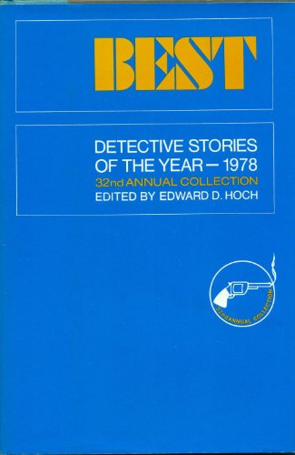 Best Detective Stories Of The Year Book Series