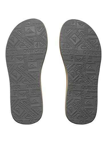 Nubuck Athletic Athletic Carver Nubuck Mens Mens Carver Demitasse Sandal Sandal Solid Quiksilver Quiksilver qtrazTtw