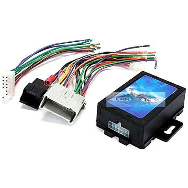 amazon.com: stereo wire harness pontiac grand prix 06 2006 (car radio wiring  installation parts): car electronics  amazon.com