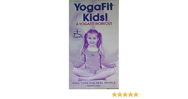 Amazon.com: Yoga Fit Kids [VHS]: Beth Shaw: Movies & TV
