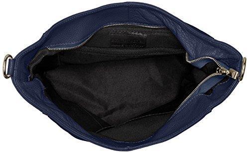 Blu Bags4less Della dunkelblau E Donna Sacchetti Shopper Spalla Zara xIqIawZ