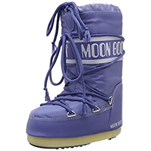 Moon-boot Nylon, Stivali Invernali Unisex – Adulto