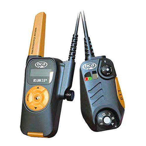 Backcountry Access BC Link 2.0 Radio,Black/Gold,One Size by Backcountry Access