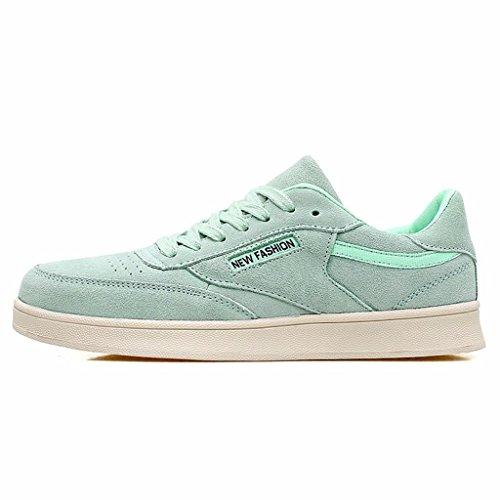 Mode De Femmes Skate Chaussures Coupe La Basses Moonwalker De Baskets Vert De 7wnqptYXq