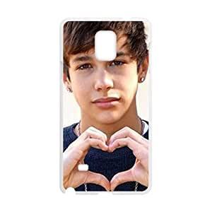 austin mahone Phone Case for Samsung Galaxy Note4 Case