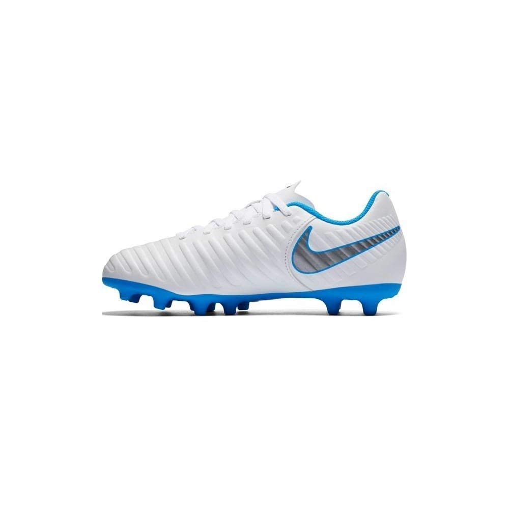 huge discount a51bd aed08 Amazon.com   Nike Jr. Legend 7 Club FG Soccer Cleats   Soccer